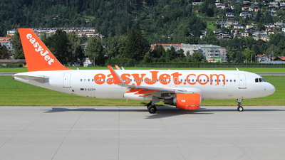 G-EZOH - Airbus A320-214 - easyJet
