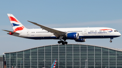 A picture of GZBKF - Boeing 7879 Dreamliner - British Airways - © Egccarchie