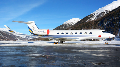 N313RG - Gulfstream G650 - Private
