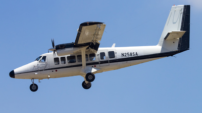 N258SA - De Havilland Canada DHC-6-300 Twin Otter - Twin Otter Support Services