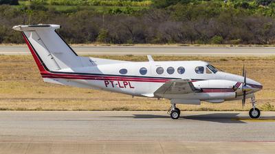 PT-LPL - Beechcraft F90 King Air - Private