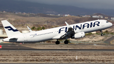 A picture of OHLZH - Airbus A321231 - Finnair - © J.M.Carballo