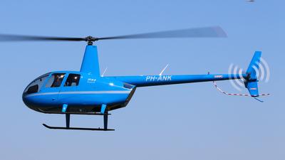 PH-ANK - Robinson R44 Raven II - Private