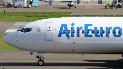 EC-NBV - Boeing 737-8 MAX - Air Europa