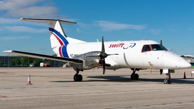 A picture of ECHMY - Embraer EMB120FC Brasilia - Swiftair - © Enrique Rubira