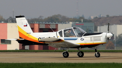 OK-ALC - Zlin 42M - Blue Sky Service