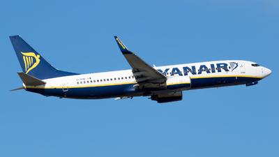 EI-DHD - Boeing 737-8AS - Ryanair