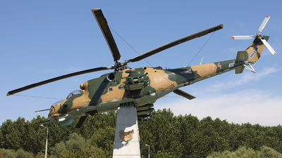 574 - Mil Mi-24D Hind D - Hungary - Air Force