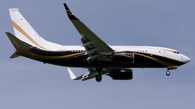 9H-GGG - Boeing 737-7Z5(BBJ) - Jet Aviation Flight Service INC