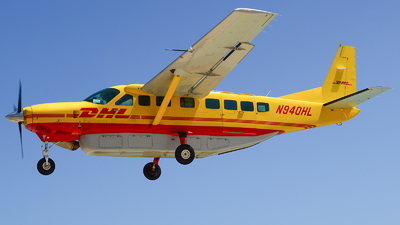 N940HL - Cessna 208B Super Cargomaster - DHL Cargo