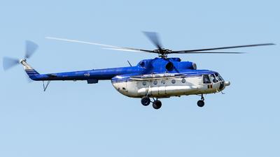 110 - Mil Mi-17-1V Hip - Romania - IGAv