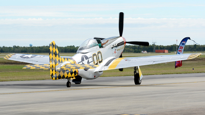NL51MV - North American P-51D Mustang - Private