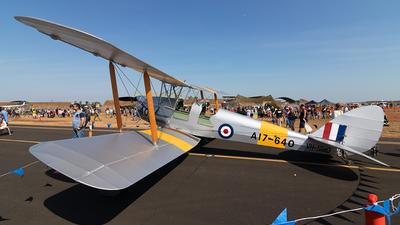 VH-NMD - De Havilland DH-82A Tiger Moth - Private