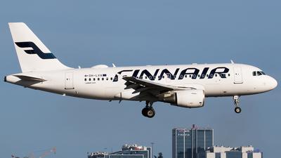 OH-LVA - Airbus A319-111 - Finnair
