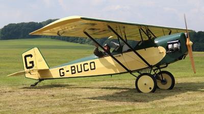 G-BUCO - Pietenpol Gn-1 Aircamper - Private
