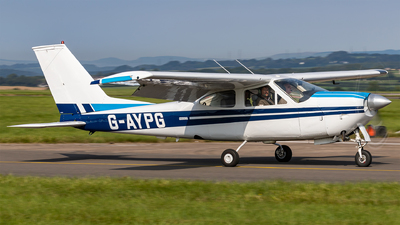 A picture of GAYPG - Cessna F177RG - [0007] - © Phil Woods
