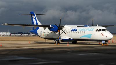 EI-SOO - ATR 72-212A(500)(F) - ASL Airlines