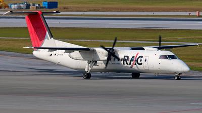 JA8936 - Bombardier Dash 8-Q314 - Ryukyu Air Commuter (RAC)