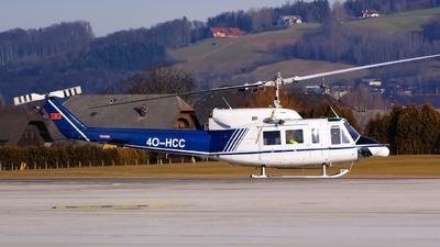 4O-HCC - Agusta-Bell AB-212AM - Montenegro - Police