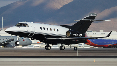 N482MG - Hawker Beechcraft 900XP - Private