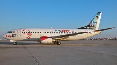 G-OBMP - Boeing 737-3Q8 - bmybaby