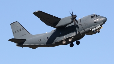 A34-005 - Alenia C-27J Spartan - Australia - Royal Australian Air Force (RAAF)