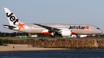 VH-VKL - Boeing 787-8 Dreamliner - Jetstar Airways