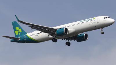 A picture of EILRD - Airbus A321253NX - Aer Lingus - © Sam Randles