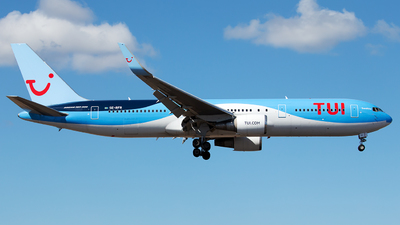 A picture of SERFR - Boeing 76738A(ER) - TUI fly - © Florencio Martin Melian