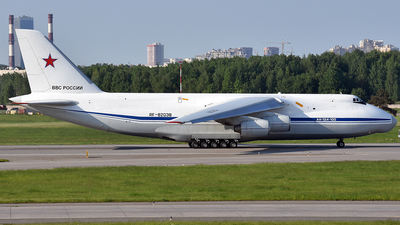 RF-82038 - Antonov An-124-100 Ruslan - Russia - Air Force