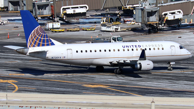N730YX - Embraer 170-200LR - United Express (Republic Airlines)