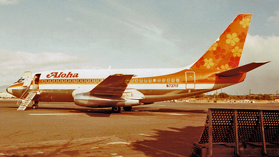 N73717 - Boeing 737-2H4 - Aloha Airlines