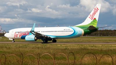 A picture of YJAV8 - Boeing 7378SH - Air Vanuatu - © Brock L