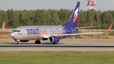VQ-BEE - Boeing 737-8Q8 - Smartavia