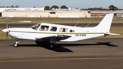 VH-VWB - Piper PA-32-301 Saratoga - Sydney Aviators Flying Club