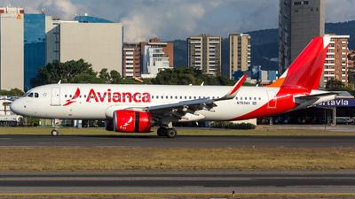 N769AV - Airbus A320-251N - Avianca
