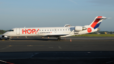 F-GRZO - Bombardier CRJ-702 - HOP! for Air France