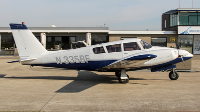 N335BF - Piper PA-30-160 Twin Comanche B - Private