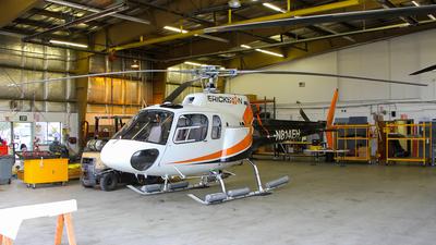 N814EH - Eurocopter AS 350B2 Ecureuil - Erickson Aviation