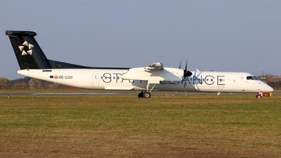 OE-LGO - Bombardier Dash 8-Q402 - Austrian Airlines