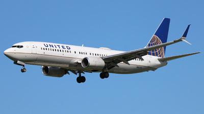 N16234 - Boeing 737-824 - United Airlines