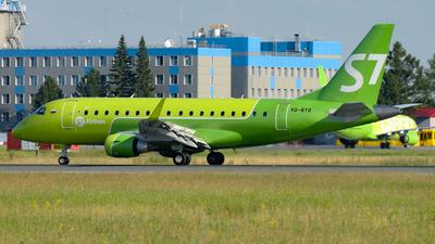 A picture of VQBYR - Embraer E170SU - S7 Airlines - © Alexander Listopad