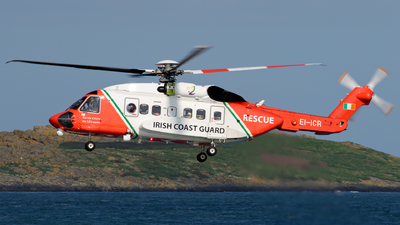 A picture of EIICR - Sikorsky S92A - [920051] - © Dave Henderson