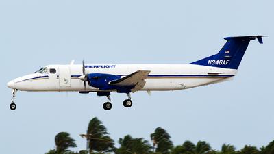 N346AF - Beech 1900C - Ameriflight