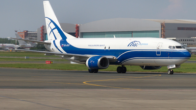 VQ-BVF - Boeing 737-46Q(SF) - Air Bridge Cargo