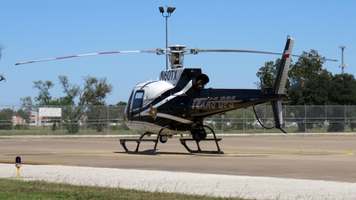 N60TX - Eurocopter AS 350B2 Ecureuil - United States - Texas Department of Public Safety