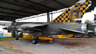 FAE806 - Dassault Mirage F1JA - Ecuador - Air Force