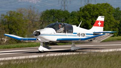 HB-KBK - Robin DR400/180R Remorqueur - Private
