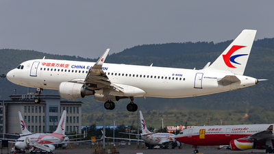 B-8496 - Airbus A320-214 - China Eastern Airlines