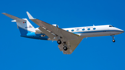 ANX-1202 - Gulfstream G450 - Mexico - Navy